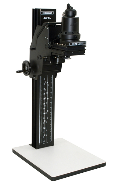 Beseler 45V-XL Condenser Enlarger Kit - Head, Chassis, Baseboard