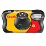 Kodak FunSaver 800 ISO with Flash 35mm x 27 exp. - Single Use Camera