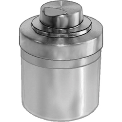 Arista Stainless Steel Tank 16 oz. With SS Top