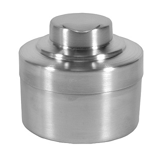 Arista Stainless Steel Tank 8 oz. with SS Top