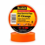 3M Scotch® Vinyl Electrical Tape 35 - 3/4 in. x 66 ft. - Orange