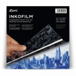 Inkofilm Inkjet Film for Printing Custom Negatives 8.5x8.5/10 Sheets