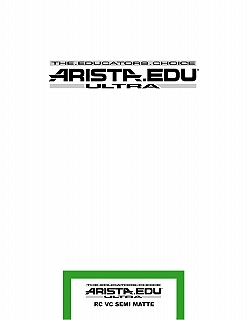 Arista EDU Ultra VC RC Semi-Matte 11x14/25 Sheets