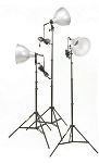 RPS 3 Light Studio Floodlight Kit