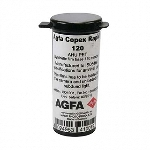 Agfa Copex Rapid 50 ISO 120 size - Single Roll Unboxed