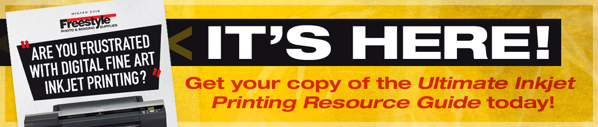 The ultimate inkjet printing resource guide!