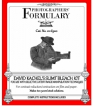 Formulary - David Kachel's SLIMT Bleach Kit - 2 x 500ml