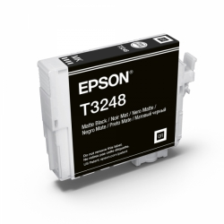Epson 324, Matte Black Ink Cartridge (T324820) for P400