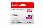 Canon PFI-1000M Magenta Ink Cartridge - 80ml