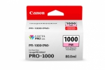 Canon PFI-1000PM Photo Magenta Ink Cartridge - 80ml