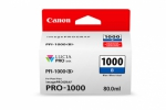 Canon PFI-1000B Blue Ink Cartridge - 80ml
