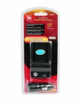 Premium Tech Travel Charger PT-21 (for Canon NB-2LH Battery)