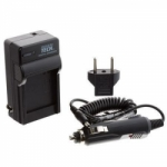 Premium Tech Travel Charger PT-70 (for Canon LP-E10 Battery)