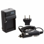 Premium Tech Travel Charger PT-81 (for Canon LP-E12 Battery)