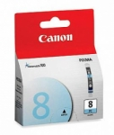 Canon Chromalife100 CLI-8 Photo Cyan Ink Cartridge