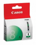 Canon Chromalife100 CLI-8 Green Ink Cartridge