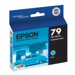 Epson 1400 and 1430 Cyan Ink Cartridge