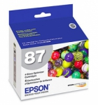 Epson R1900 Gloss Optimizer Ink Cartridge  - 4 Pack