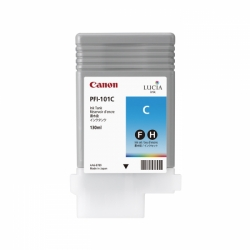 Canon PFI-101C Cyan Ink Cartridge - 130ml