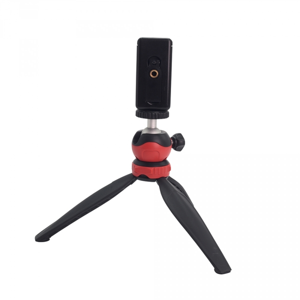 Dotline Gizmo Mini Tripod with Phone Mount and Removable Ball Head