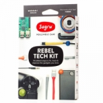 Sugru Mouldable Glue - Rebel Tech Kit - PAST DATE SPECIAL