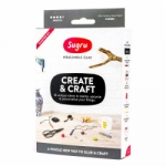 Sugru Mouldable Glue - Create and Craft Kit - PAST DATE SPECIAL