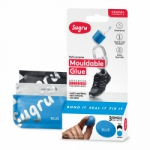 Sugru Original Mouldable Glue - Black, White, Blue 3 Pack - PAST DATE SPECIAL