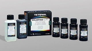 Tetenal C-41 Color Negative Processsing Kit - 1 Liter