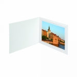 Whitehouse Photo Folder 7x5 Landscape White - 10 pack