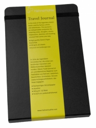 "Hahnemuhle Travel Journal, 3.5x5.5"" Landscape, 62 Sheets"