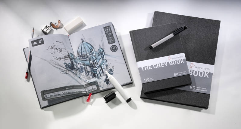 Hahnemühle The Grey Book