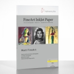 Hahnemühle Fine Art Rice Inkjet Paper - 100gsm 44 in. x 100 ft. Roll