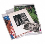 Printfile Archival Polyethylene Photo Bags - 11x14/100 pack