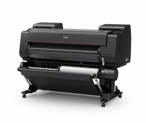 "Canon imagePROGRAF PRO-4000 44"" Wide Format Inkjet Printer with Multifunction Roll System"