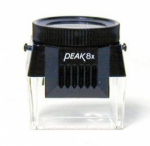 Peak 8x Variable Focus 35mm Format Loupe