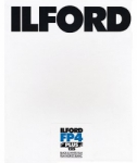 Ilford FP4+ 125 ISO 3.25x4.25/25 Sheets