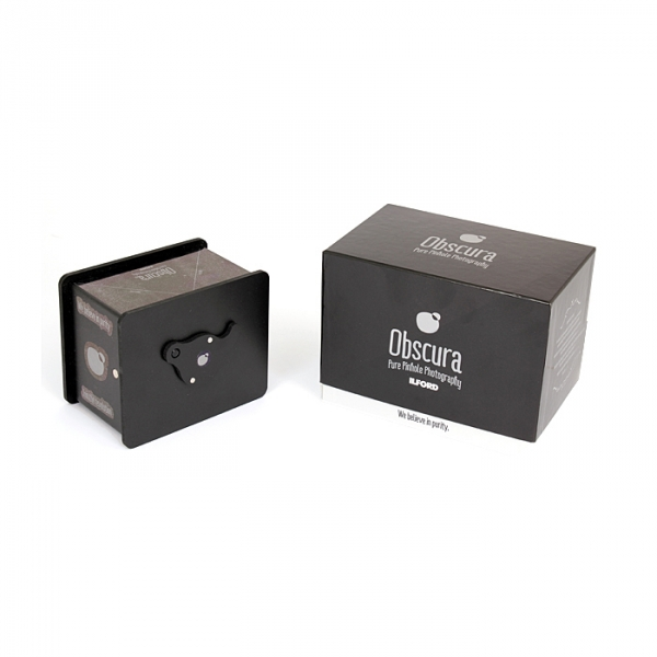 Ilford Obscure Pure Pinhole Photography Camera