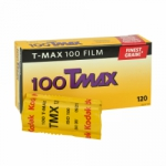 Kodak TMAX 100 ISO 120 TMX (Single Roll Unboxed)