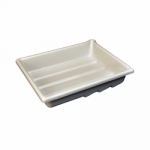 Arista Developing Tray - Single Tray - 5x7/White