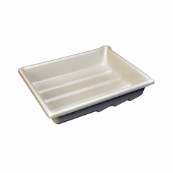 Arista Developing Tray - Single Tray - 8x10/White