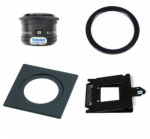 Beseler Printmaker 67 75mm Lens Kit