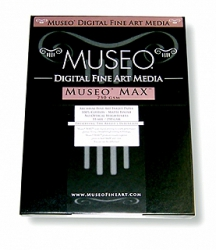 Museo Max Matte Inkjet Paper - 250gsm 50 in. x 50 ft. Roll