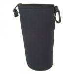 OP/TECH Snoot Boot Large Drawstring Lens Pouch - Black
