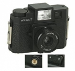 Holga 120FN Plastic Medium Format Camera with Built-in flash