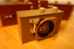 Zero Image 2000 6x6 Wood Pinhole Camera with Filter and Cable Release Adapter - Back to Nature Series
