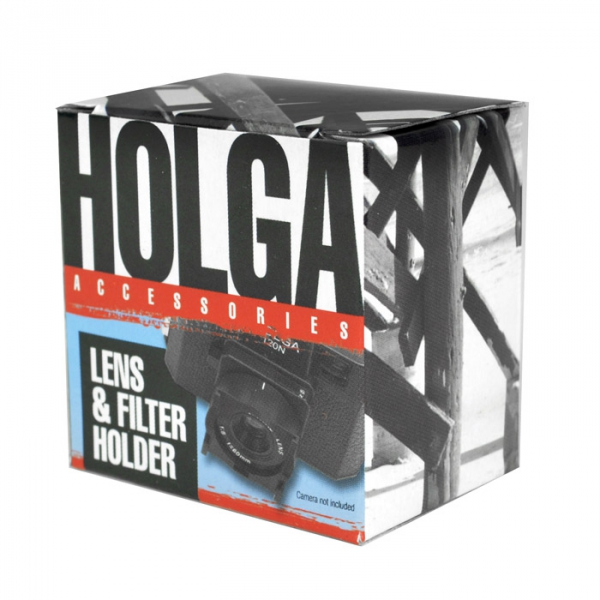 Expand your Holga universe and spur your creativity with this incredible adapter.