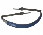 OP/TECH Fashion Strap Camera Strap - Navy
