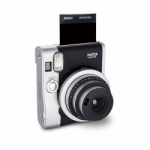 Fuji Instax Mini 90 Neo Classic Black - Instant Film Camera