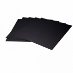 Arista Showcard 32x40 4-ply Black with Black Core - 25 Pack