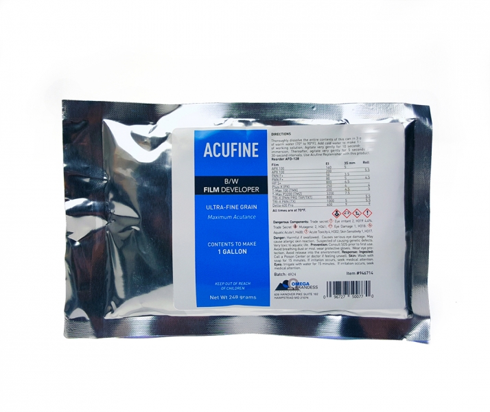 Acufine New Packing